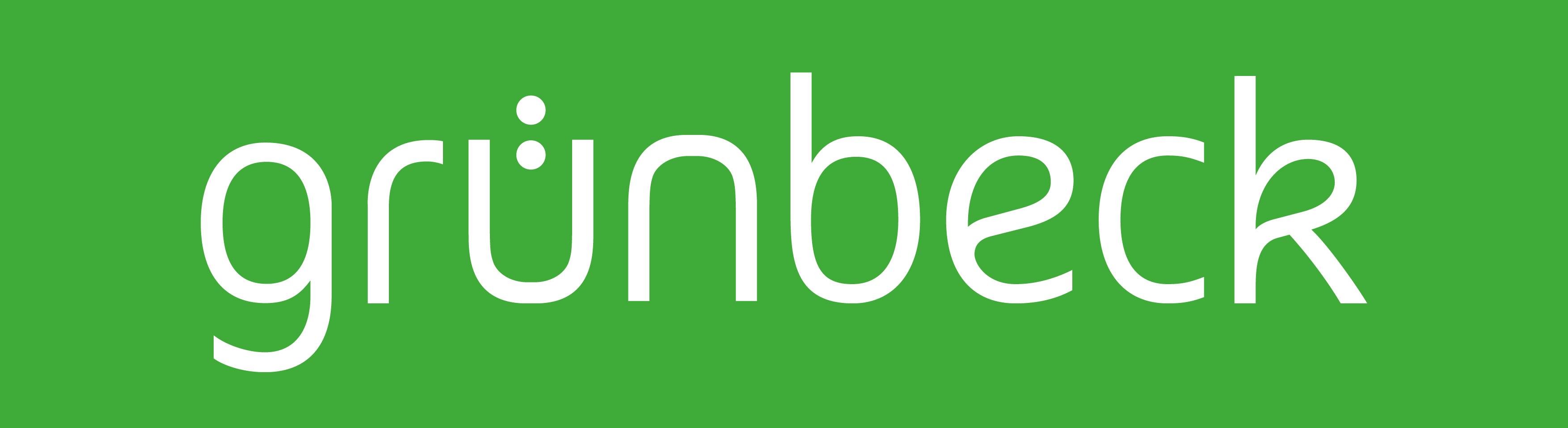 Grünbeck-Logo